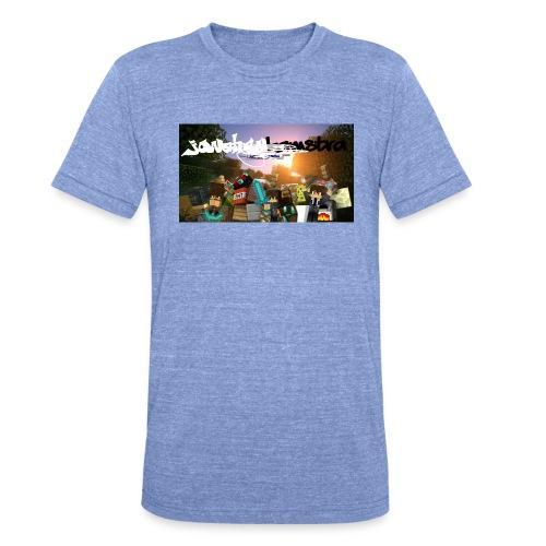 6057231244D88B5F5DED63C6F58FB0122038CBC7A63A50B55 - Unisex Tri-Blend T-Shirt by Bella & Canvas