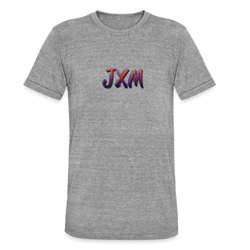 JXM Logo - Unisex Tri-Blend T-Shirt by Bella & Canvas