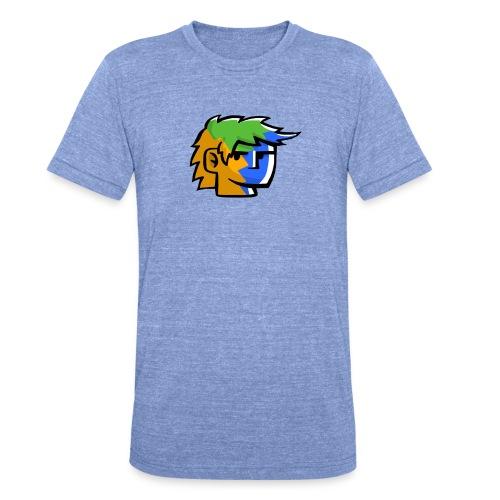 Frizo T-shirts - Unisex tri-blend T-shirt fra Bella + Canvas