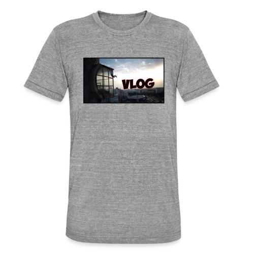 Vlog - Unisex Tri-Blend T-Shirt by Bella & Canvas