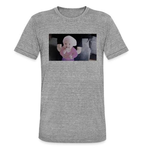 syster - Triblend-T-shirt unisex från Bella + Canvas