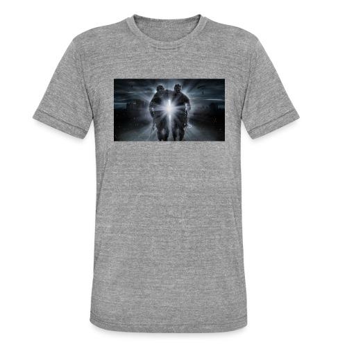 free fire battlegrounds 3 - Camiseta Tri-Blend unisex de Bella + Canvas
