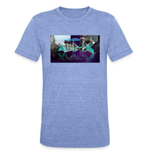 XZWhModzZX - Unisex tri-blend T-shirt fra Bella + Canvas