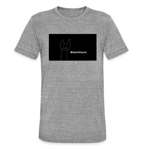 biisonivauva - Bella + Canvasin unisex Tri-Blend t-paita.
