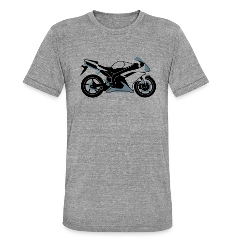 R1 07-on V2 - Unisex Tri-Blend T-Shirt by Bella & Canvas