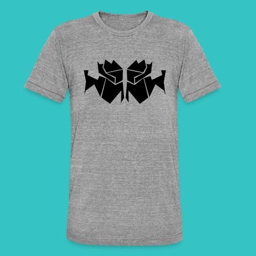 TrogArtZ Shirt - Unisex Tri-Blend T-Shirt von Bella + Canvas