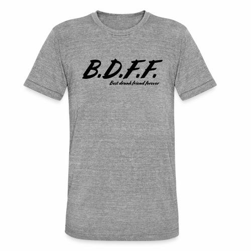 BDFF1 - Unisex tri-blend T-shirt van Bella + Canvas