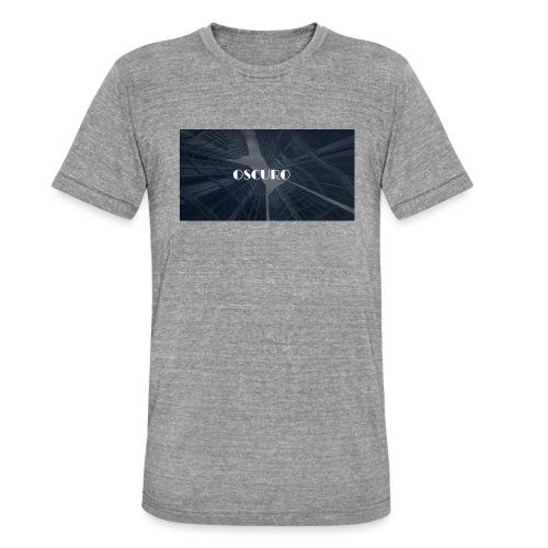COPERTINA ALBUM OSCURO - Maglietta unisex tri-blend di Bella + Canvas