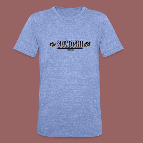 Suwoshi Streetwear - Unisex tri-blend T-shirt van Bella + Canvas