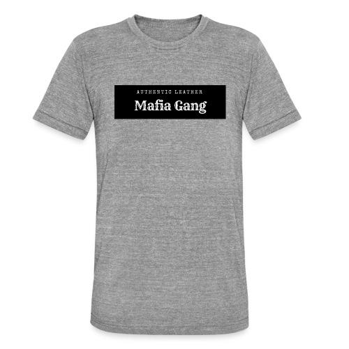 Mafia Gang - Nouvelle marque de vêtements - T-shirt chiné Bella + Canvas Unisexe