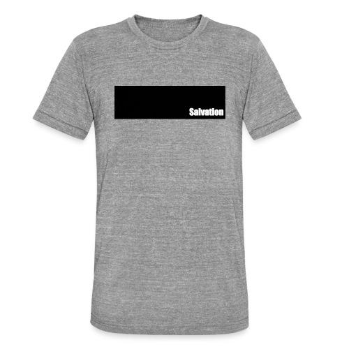 Salvation - Unisex Tri-Blend T-Shirt von Bella + Canvas