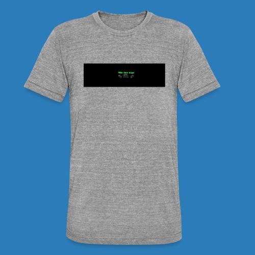 tetete-png - Unisex tri-blend T-shirt fra Bella + Canvas