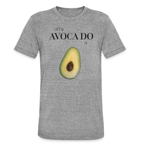 Let's Avoca Do It. - Unisex Tri-Blend T-Shirt von Bella + Canvas