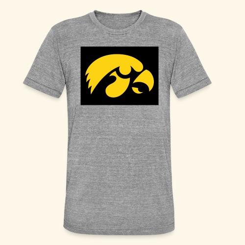 YellowHawk shirt - Unisex tri-blend T-shirt van Bella + Canvas