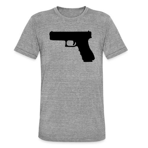 The Glock 2.0 - Unisex Tri-Blend T-Shirt by Bella & Canvas