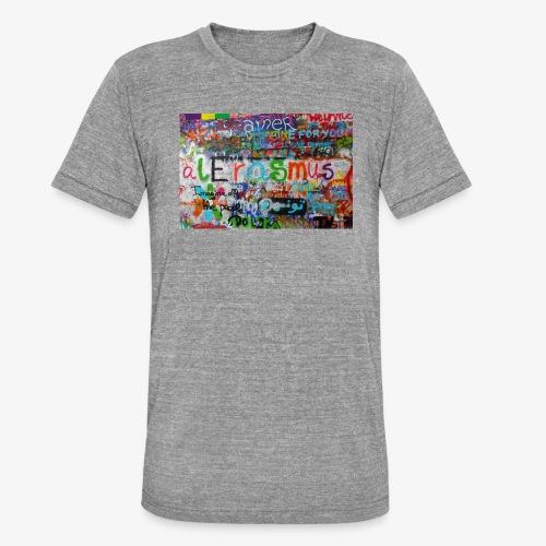IMG 4152 - Unisex tri-blend T-shirt fra Bella + Canvas
