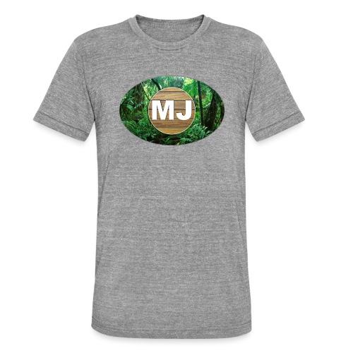 MrJuls Logo - Unisex Tri-Blend T-Shirt von Bella + Canvas