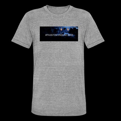 #PHANTOM #SQUAD #NSR Shirt - Unisex Tri-Blend T-Shirt von Bella + Canvas