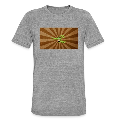 THELUMBERJACKS - Unisex Tri-Blend T-Shirt by Bella & Canvas