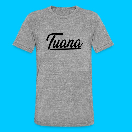 Tuana - Unisex tri-blend T-shirt van Bella + Canvas