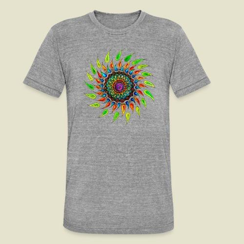 Celebrate Life - Unisex Tri-Blend T-Shirt von Bella + Canvas