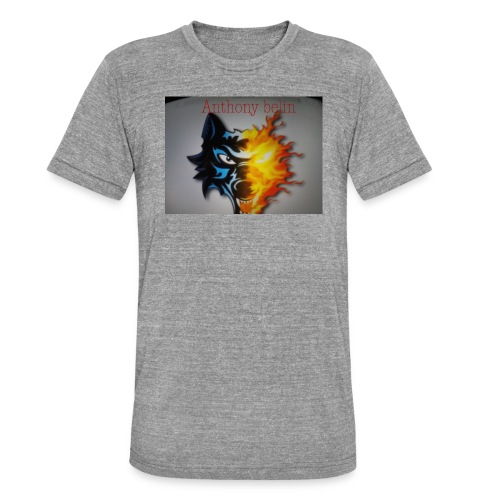 E44A4C12 938F 44EE 9F52 2551729D828D - T-shirt chiné Bella + Canvas Unisexe