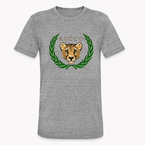 Ricco - Unisex Tri-Blend T-Shirt von Bella + Canvas