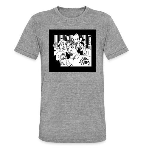 CHEAP LABOUR ALBUM COVER - Triblend-T-shirt unisex från Bella + Canvas