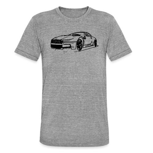 Aston Martin - Unisex Tri-Blend T-Shirt by Bella & Canvas