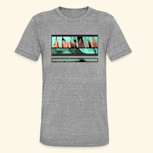 Slur-F06 - Unisex Tri-Blend T-Shirt by Bella & Canvas
