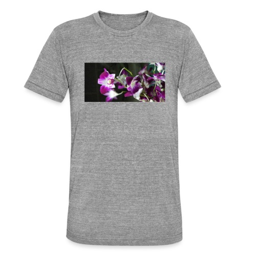 Orchid - Unisex Tri-Blend T-Shirt by Bella & Canvas