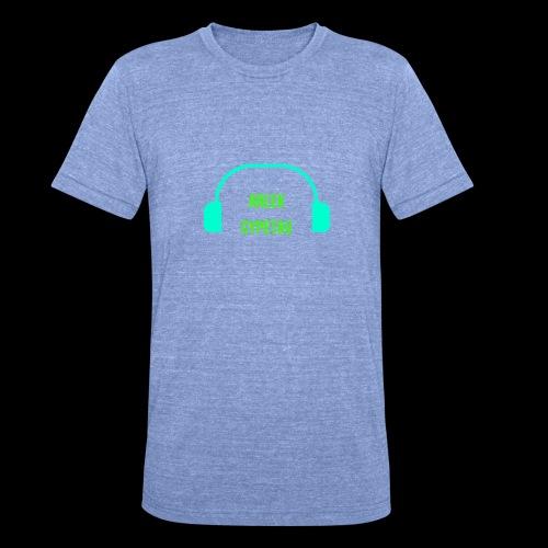 ARLEK CYPETAV - T-shirt chiné Bella + Canvas Unisexe