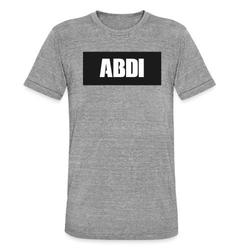 Abdi - Unisex Tri-Blend T-Shirt by Bella & Canvas