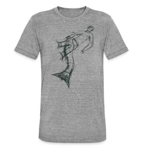 Aquarius - Unisex Tri-Blend T-Shirt by Bella & Canvas