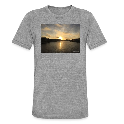 Mortinus 6 - Unisex Tri-Blend T-Shirt by Bella & Canvas