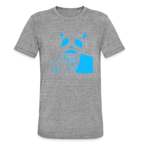BluePanda Logo - Unisex Tri-Blend T-Shirt by Bella & Canvas