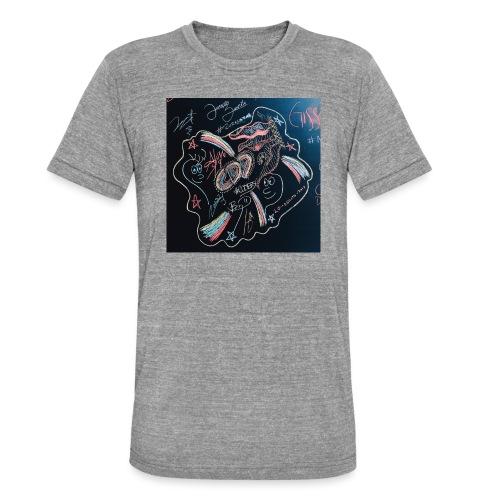 CD9 CARTEL - Camiseta Tri-Blend unisex de Bella + Canvas