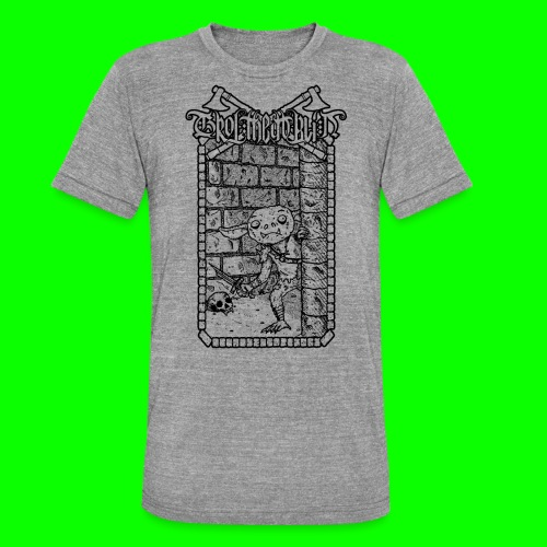 Return to the Dungeon - Unisex Tri-Blend T-Shirt by Bella & Canvas