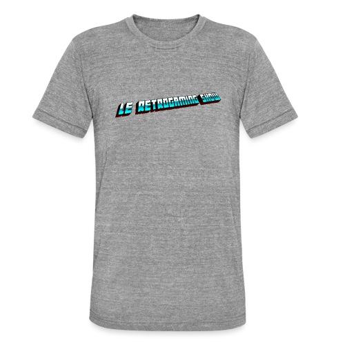 RGS - T-shirt chiné Bella + Canvas Unisexe