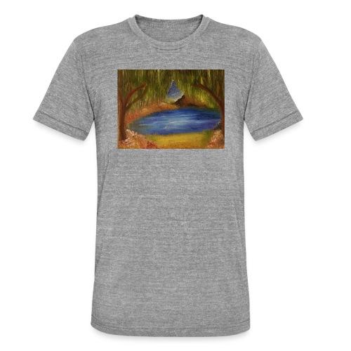 hop1 - Unisex Tri-Blend T-Shirt by Bella + Canvas