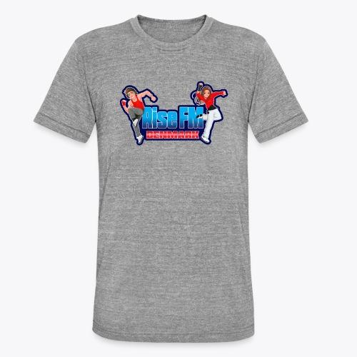 Rise FM Logo - Unisex Tri-Blend T-Shirt by Bella & Canvas