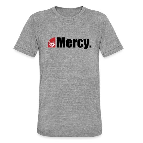 Mercy. - Unisex Tri-Blend T-Shirt von Bella + Canvas