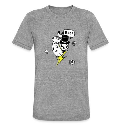 Boo! - Koszulka Bella + Canvas triblend – typu unisex