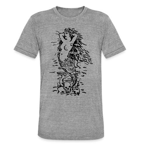 Siren - Unisex Tri-Blend T-Shirt by Bella & Canvas