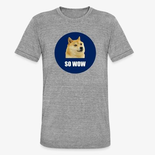 SOWOW - Unisex Tri-Blend T-Shirt by Bella & Canvas