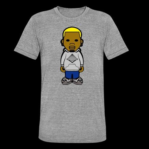 Chris Brown Breezy Tee - Unisex Tri-Blend T-Shirt von Bella + Canvas