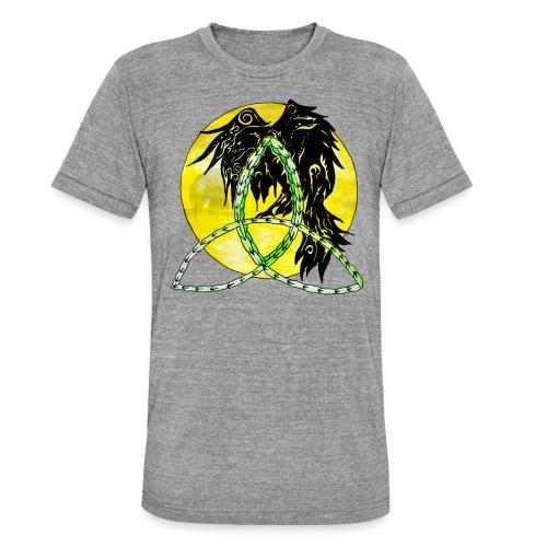 tribalrabe2 - Unisex Tri-Blend T-Shirt von Bella + Canvas