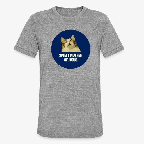 SWEETMOTHEROFJESUS - Unisex Tri-Blend T-Shirt by Bella & Canvas