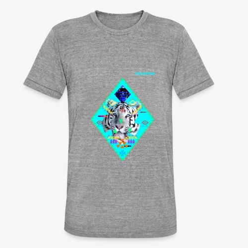 Sans titre - T-shirt chiné Bella + Canvas Unisexe