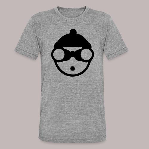 Peeper Skipper - Unisex Tri-Blend T-Shirt von Bella + Canvas